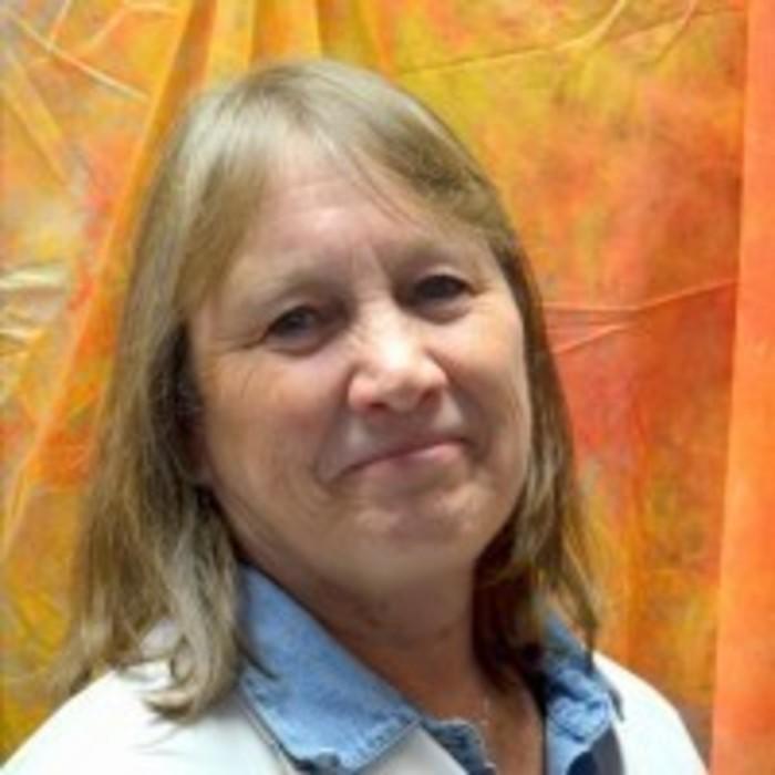 Dr. Joan Moore<br>DVM photo