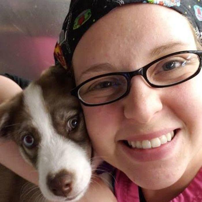 Melanie <br>Certified Veterinary Technician photo